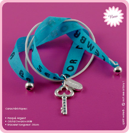 Bonfim key blue