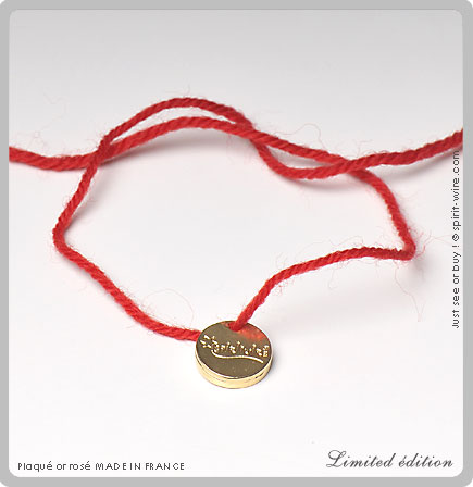 Red string from Israel ltd classic
